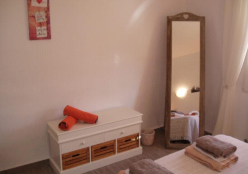 Slaapkamer 1 van het appartement