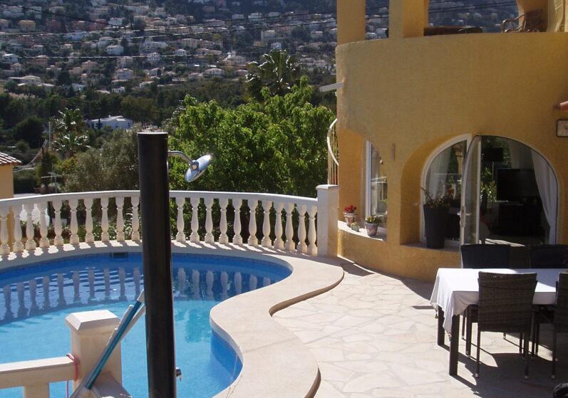 Casa Gran Vida met zwembad