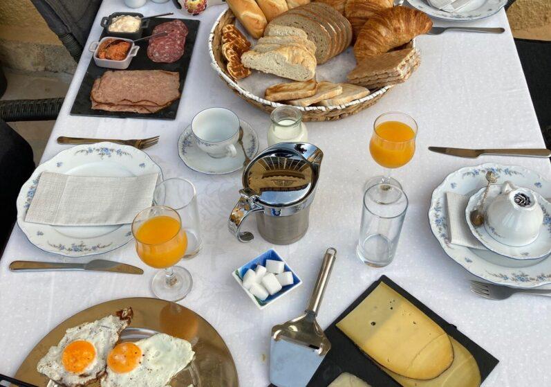 Ons ontbijtje